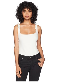 Free People Tie Shoulder Bodysuit