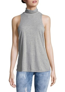 Free People Topanga Sleeveless Turtleneck Top