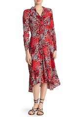 Free People Tough Love Shirt Dress