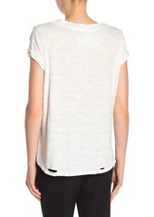 Free People V-neck T-shirt