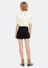Free People Virgo Mini Skirt