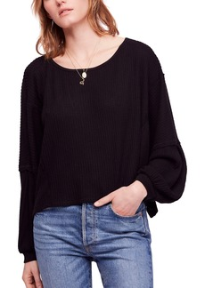 We the Free by Free People Love Me Thermal Top