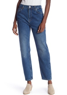 Free People Mom Ankle Jeans