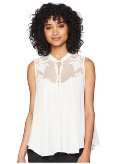 Free People Western Romance Top