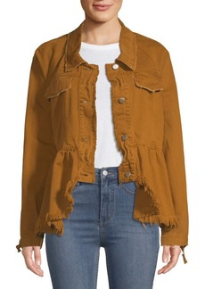Free People Willow Denim Jacket