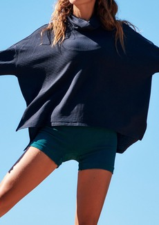 Women's Free People Fp Movement Can'T Handle This Turtleneck Shirt