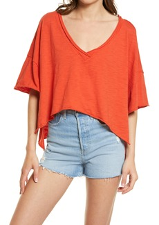 Women's We The Free By Free People Cally T-Shirt