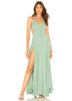 X REVOLVE Lillie Maxi Dress