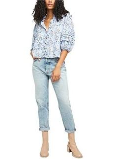 Free People Zuri Mom Jeans
