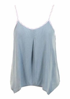 Freebird by Steven Freebird Junior's Uneven Hem Camisole with Inverted Front