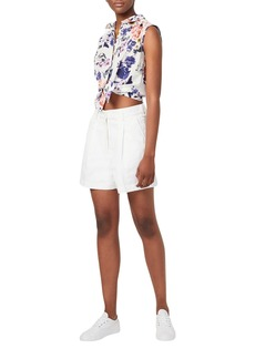 French Connection Acaena Floral Sleeveless Shirt