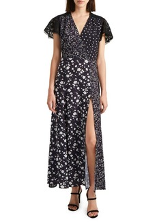 French Connection Alyiah Crepe Maxi Dress