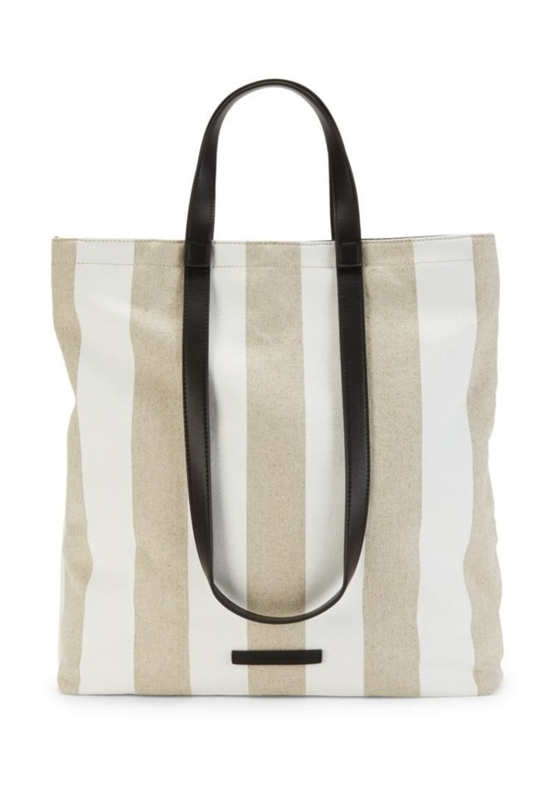 French Connection Amari Striped Tote