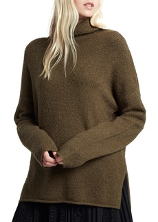 French Connection Aya Turtleneck High/Low Sweater