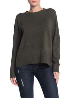 French Connection Baby Soft Knit Rib Cuff Sweater