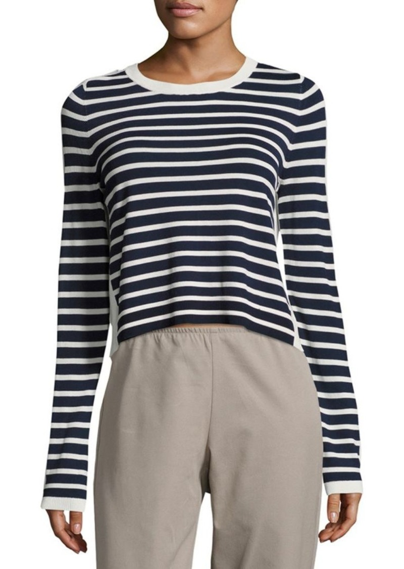 French Connection Cass Striped Knit Top