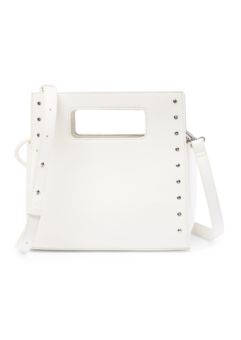 French Connection Cecily Cut-Out Satchel