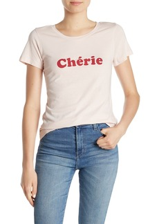 French Connection Cherie Crew Neck T-Shirt