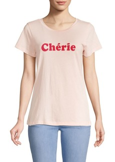 French Connection Cherie Graphic T-Shirt