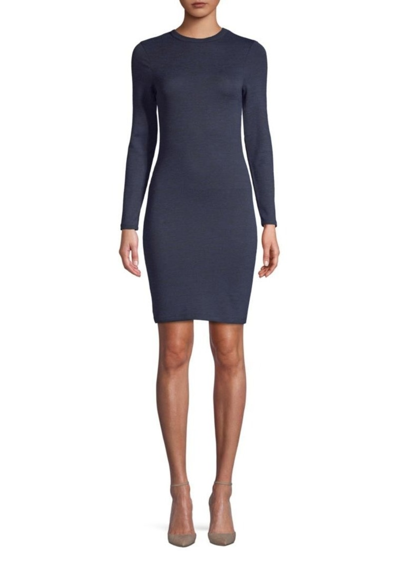 French Connection Classic Sheath Sweater Dress
