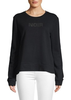 French Connection Crewneck Cotton Sweater