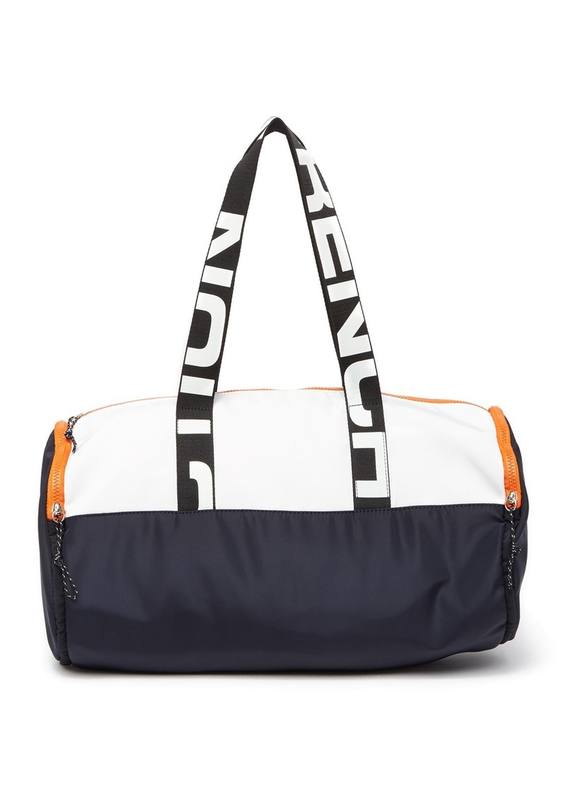 French Connection Damon Barrel Duffel Bag