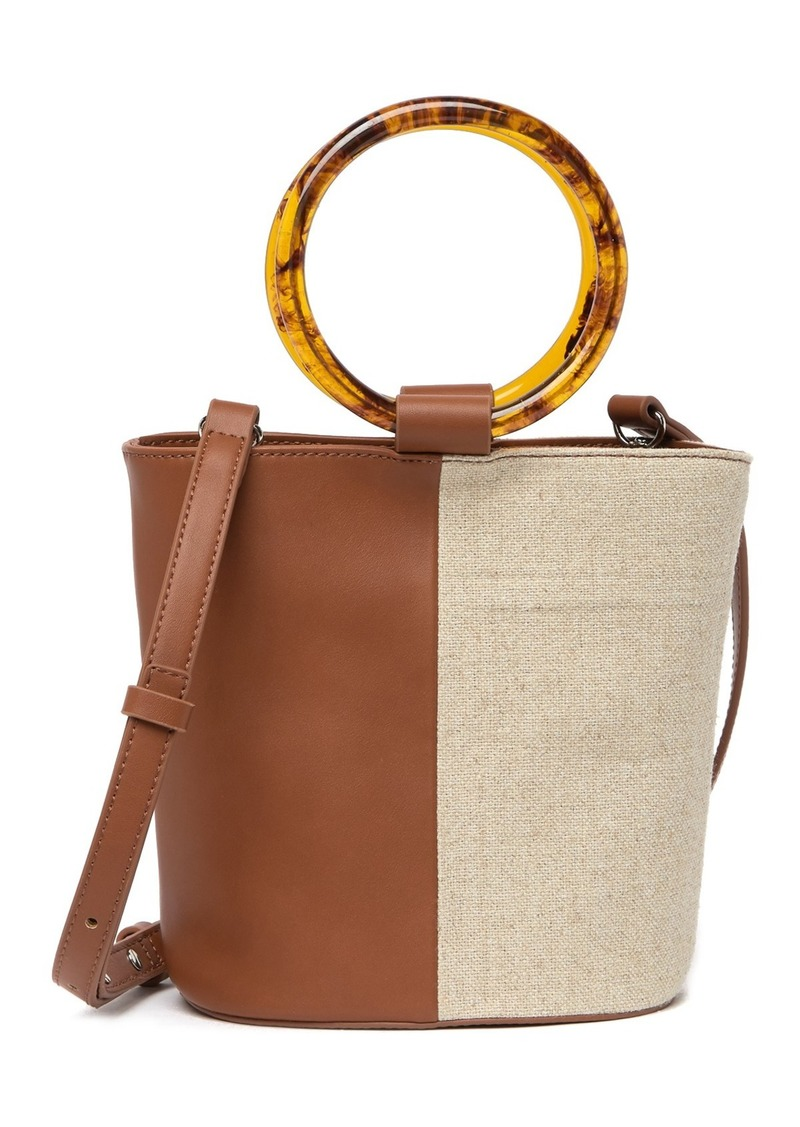 French Connection Dante Mini Shopper Tote Bag