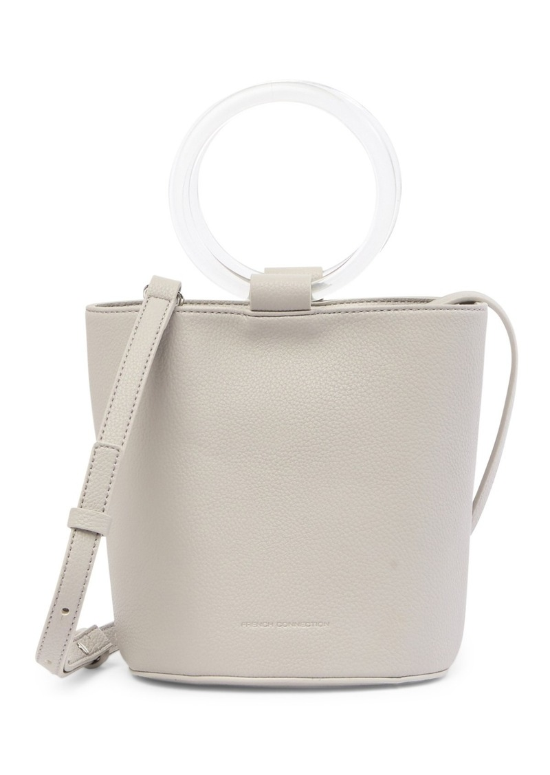 French Connection Dante Mini Shopper Tote Bag