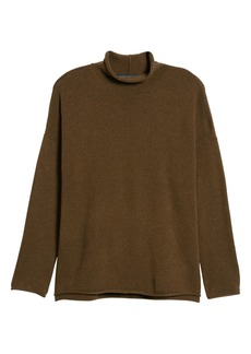 French Connection Ebba Vhari High/Low Sweater