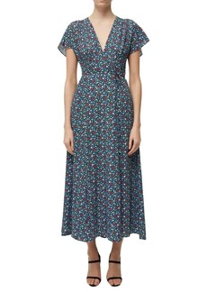 French Connection Eden Frances A-Line Maxi Dress