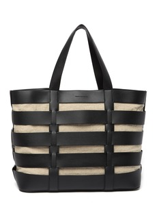 French Connection Eden Shopper Tote Bag
