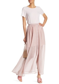 French Connection Elao Chiffon Maxi Skirt