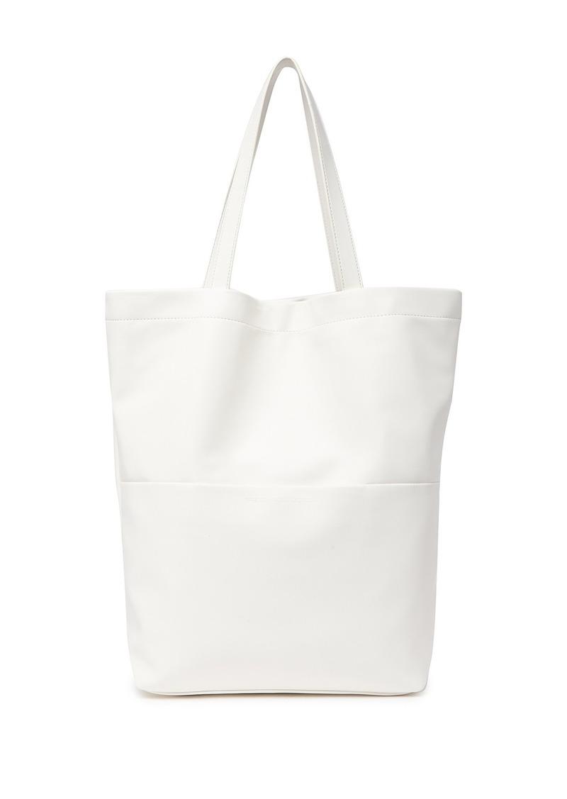 French Connection Ellis North South Slim Shopper Tote Bag