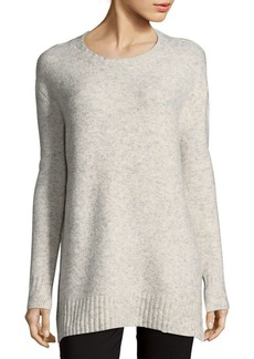 Fleeece Roundneck Sweater
