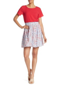 French Connection Frances Patterned Skirt