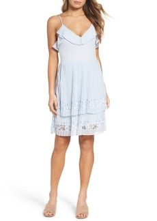 French Connection Adanna Fit & Flare Dress
