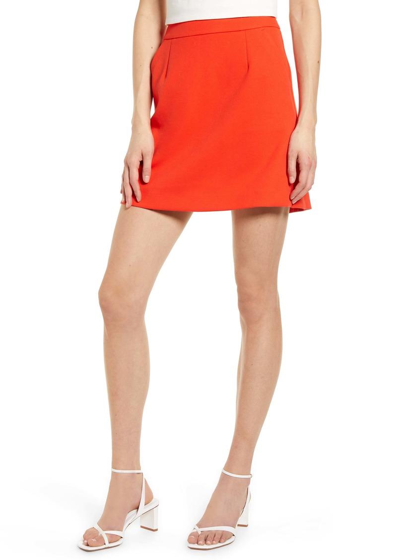 French Connection Adisa Sundae Suiting Skirt