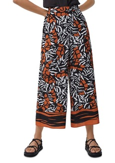 FRENCH CONNECTION Afara Printed Culottes