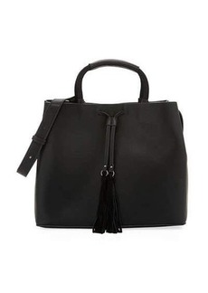 French Connection Alana Smooth Shoulder Tote Bag