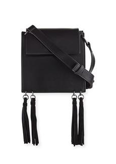 French Connection Alana Tassel Crossbody Bag