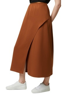 French Connection Alessia Draped Maxi Skirt