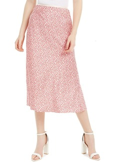 FRENCH CONNECTION Alessia Floral Print Midi Skirt