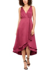 French Connection Alessia Layered-Hem Dress