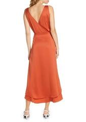 French Connection Alessia Sleeveless Midi Dress