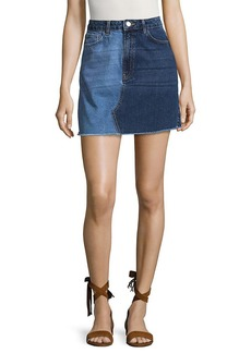 French Connection Allene Denim Skirt