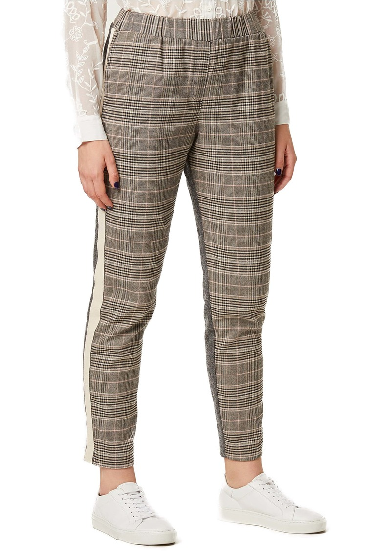 French Connection Amati Check Jogger Pants