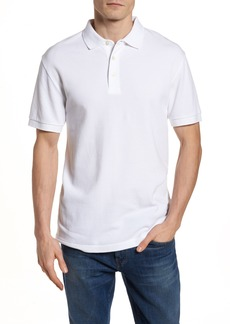 French Connection Ampthill Pebble Knit Polo
