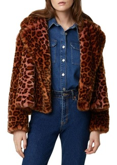 French Connection Analia Faux Fur Coat
