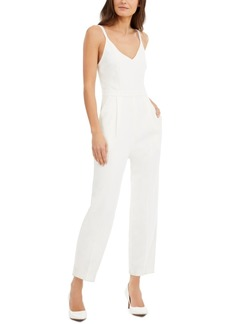 French Connection Anana Double-Strap Jumpsuit