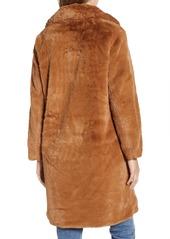 762af2a4d French Connection Annie Faux Fur Jacket French Connection Annie Faux Fur  Jacket